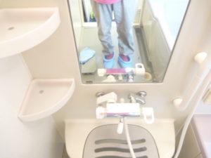 東京都大田区、共働き世帯定期清掃(浴室クリーニング)