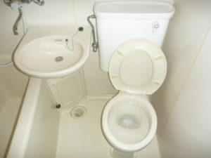 東京都大田区、個人宅・単身者宅定期清掃(ユニットバス)クリーニング