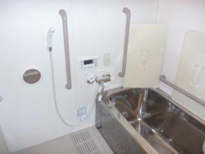 東京都大田区南六郷、浴室クリーニング