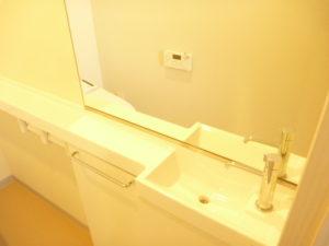 東京都大田区西蒲田、トイレ洗面台クリーニング