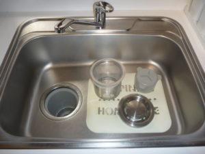 東京都大田区-定期清掃ハウスクリーニング、キッチンクリーニング完了