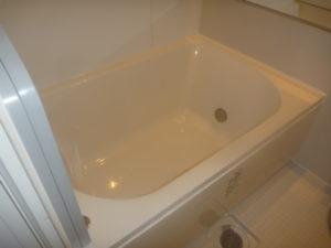 東京都大田区定期清掃、浴室クリーニング作業後